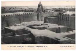 SOUDAN FRANCAIS (MALI) / SUDAN - TOMBOUCTOU VUE GENERALE (F.N.) / MOSQUE - Sudan