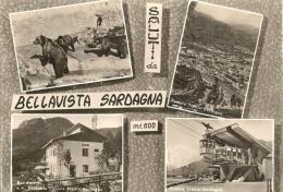 TRENTINO - Saluti Da SARDAGNA (Trento) -Funivia E Bar Valersi - Trento