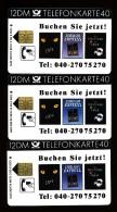 GERMANY  S 05 A-C Phantom Der Oper, Starlight Express, Cats   - Neu - Deutschland