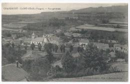 88 ---  GRANDRUPT- Saint Stail ----   Vue Générale  --- - France