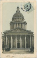 75 Paris Panthéon Très Belle Cpa - Ohne Zuordnung