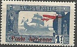 TUNISIE PA   N° 3 NEUF* TTB - Luchtpost