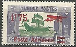 TUNISIE PA   N� 5 NEUF* TTB