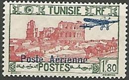 TUNISIE PA   N� 8 NEUF* TTB