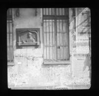 V1295 - BELGIQUE - Médaillon D' ANVERS - Plaque Photo Originale à Ne Pas Manquer - Plaques De Verre