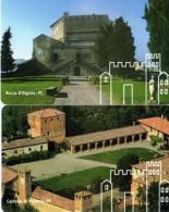 NUOVE-2195/96-TELECOM ITALIA-  IN GIRO PER I CASTELLI-21° PANTHEON - Italia