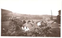 sainval (tilff) photo gare 11x7cm 1932