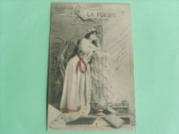 Les ARTS, La POESIE - Femmes