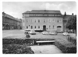 Frauenstein, Erzgebirge, Betriebsferienheim Goldner Stern, Oldtimer. Normalformat - Frauenstein (Erzgeb.)
