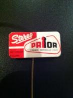 Pin Stereo Prior (GA00005) - Muziek