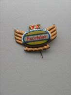 Pin Excelsior (GA00039) - Pin's & Anstecknadeln