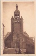 Cpa AUDIERNE L Ancienne Eglise Paroissiale - Audierne