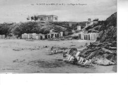 SAINT JACUT DE LA MER  La Plage De Rougerais - Saint-Jacut-de-la-Mer