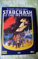 Dvd Zone 2 Starcrash Le Choc Des Étoiles Lewis Coates Luigi Cozzi Vostfr + Vfr - Sciences-Fictions Et Fantaisie