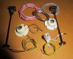 Lot Eclairage HO - Elektrische Artikels