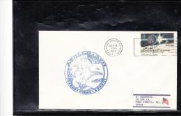 SPACE -   USA - 1972 - APOLLO 17  FINAL MOON VOYAGE  COVER  WITH  DEC 19 KENNEDY SPACE CENTRE  POSTMARK - Brieven & Documenten