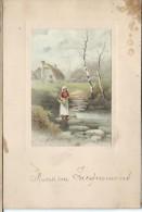 Menu/Petits Foies Gras à La Lucullus/ Palais D´été /Monsieur Jacquesmond //1908   MENU82 - Menus