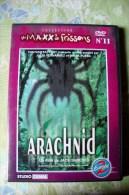 Dvd Zone 2 Arachnid Jack Sholder 1987 Vostfr + Vfr - Sciences-Fictions Et Fantaisie