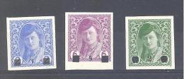 Michel # 21 - 22 + 29 ** - Unused Stamps