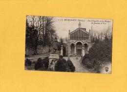 BEAUNANT (Rhône) - La Chapelle Et La Statue De Jeaane D´Arc - Altri Comuni