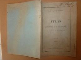 1925-1926      Ecole Spéciale Militaire De St-Cyr          ATLAS D' ANATOMIE Et De PHYSIOLOGIE - Documents