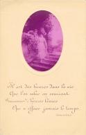Il Est Des Heures Dans La Vie Que L´on Salue En Souriant.... Poème De Lamartine - Couples