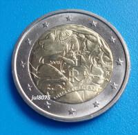 2 Euro Commemorative Italie 2008 Déclaration Des Droit De L´Homme  PIECE NEUVE UNC - Italy