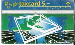 PTT p: 423L Kantonalbank