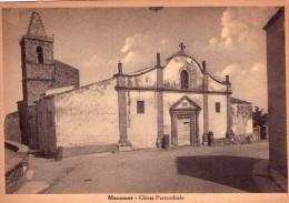 MACOMER  ,  Chiesa Parrocchiale - Nuoro