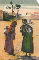 Scènes Et Types - Sétif - Un Brin De Causette - Carte LL N°6568