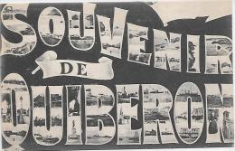 Souvenir De QUIBERON - Quiberon