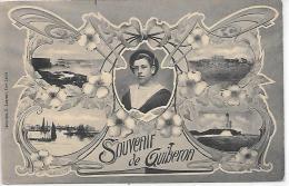 SOUVENIR DE QUIBERON - Marin - Quiberon