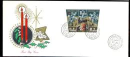 MALTA FDC 1967 * CHRISTMAS - Malta