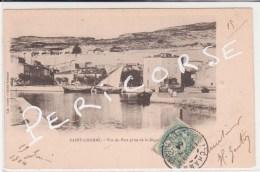 13  Saint Chamas  Vue Du Port Prise De La Digue - Autres Communes