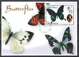 Afghanistan 2001 Vlinders, Butterflies, Scouting  2) - Afghanistan