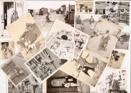 lot 71 photos middelkerke album de famille 1932