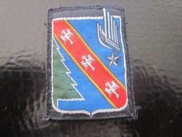 écusson Blason Tissu Brodé-->équipement Militaire -Militaria Armée Française Marine Nationale Armée De Terre Aviation - Patches