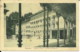 RECOARO  VICENZA   Regie Fonti  Hotel Giorgetti Affr. Interessante 2 Michetti Sovrastampa Cent.20 Su 25 - Vicenza