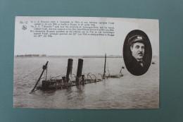 12 LE SS BRUSSELS COULE - Bateaux