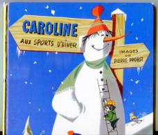 Pierre PROBST Caroline aux sports d�hiver 1962