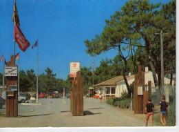 Ile De Noirmoutier.. Barbatre.. Animée.. Le Camping Des Onchères.. Voitures - Ile De Noirmoutier