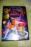 Dvd Zone 2 La Princesse Grenouille Walt Disney Vostfr + Vfr - Animatie
