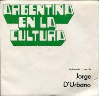 CULTURE ARGENTINA EN LA CULTURA ´ANTOLOGÍA ORAL´ ASOCIACIÓN PRO IMAGEN ARGENTINA 23 LPs DE VARIOS AUTORES USADO GECKO - Collector's Editions