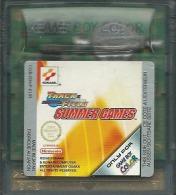 - JEU GAME BOY COLOR INTERNATIONAL TRACK & FIELD SUMMER GAMES (GAME BOY COLOR, GBA) - Nintendo Game Boy