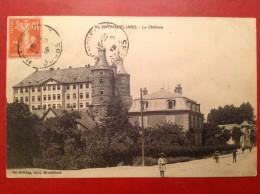 25 Doubs MONTBELIARD Le Chateau - Montbéliard