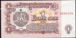 Bulgarien Bulgaria Bulgarie - 1 Lew - OY 0606395 - Bulgarien