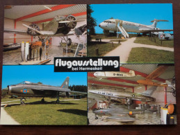 Flugaustellung Bei Hermeskeil - Anno 19?? ( Zie Foto Voor Details ) !! - Meetings