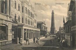 ALLEMAGNE - BORKUM - Strandstrasse - Borkum
