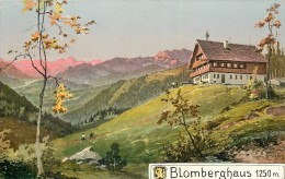 ALLEMAGNE - BLOMBERGHAUS - Bad Toelz