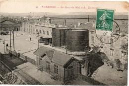 Les Gares Du Midi Et Des Trmways Un Coin Corne - Narbonne
